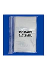 "Game Night Games Plastic Storage Bags 5"" x 7"" (100)"