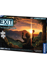 Thames and Kosmos EXIT: The Sacred Temple (with Puzzle) (Pre-Order)