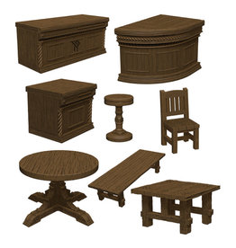 Wizkids D&D Minis: Bars and Tables (Pre-Order)
