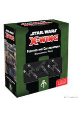 Fantasy Flight Games Star Wars X-Wing Fugitives and Collaborators (Pre-Order)