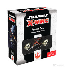 Fantasy Flight Games Star Wars X-Wing Phoenix Cell