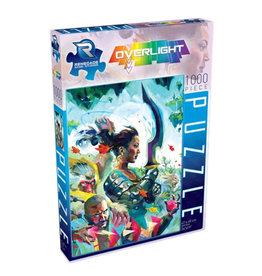 Renegade Games Overlight Puzzle 1000 PCS
