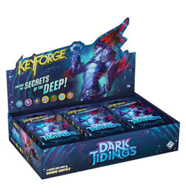 Fantasy Flight Games Keyforge Dark Tidings Display Box (12) (Pre-Order)