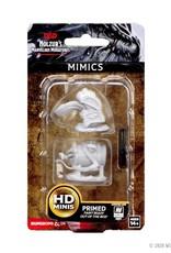 Wizkids D&D Unpainted Minis: Mimics