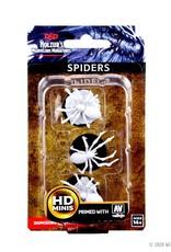Wizkids D&D Unpainted Minis: Spiders