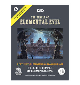 Goodman Games Original Adventures Reincarnated #6 Temple of Elemental Evil (Pre-Order)