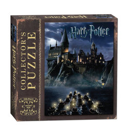 USAopoly World of Harry Potter Puzzle 550 PC