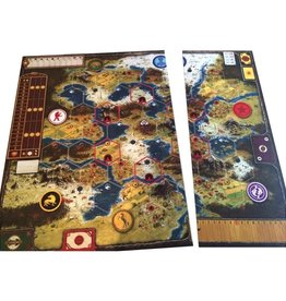 Stonemaier Games Scythe Game Board Extension