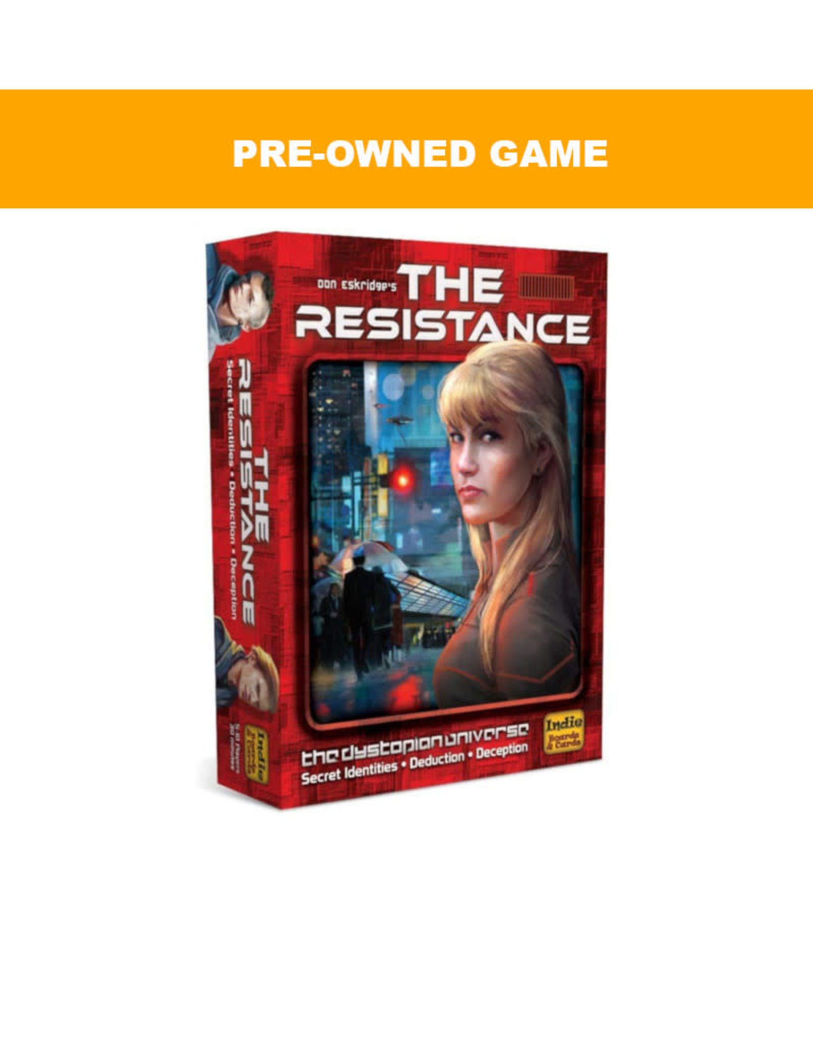 Miscellaneous (Pre-Owned Game) The Resistance