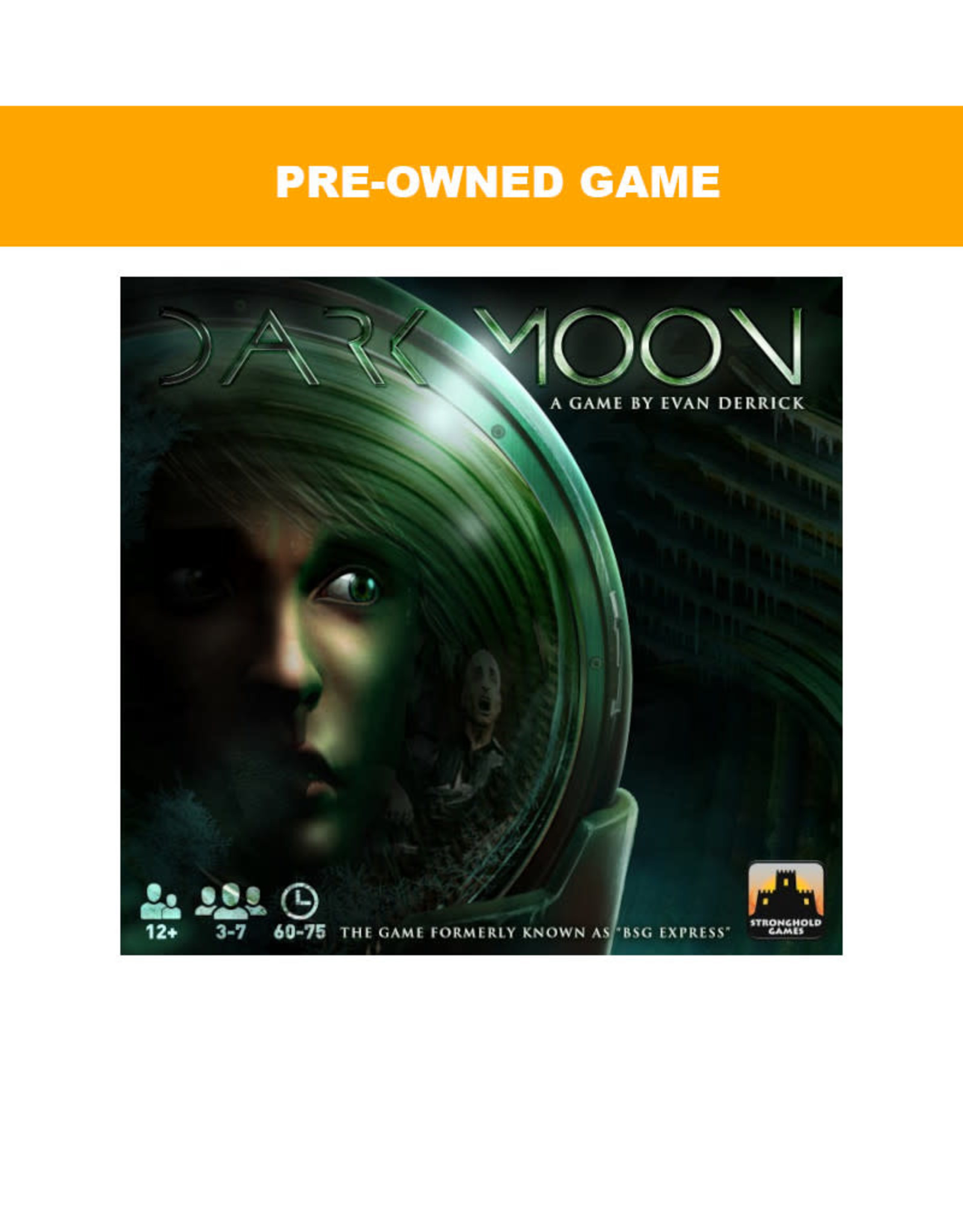Miscellaneous (Pre-Owned Game) Dark Moon