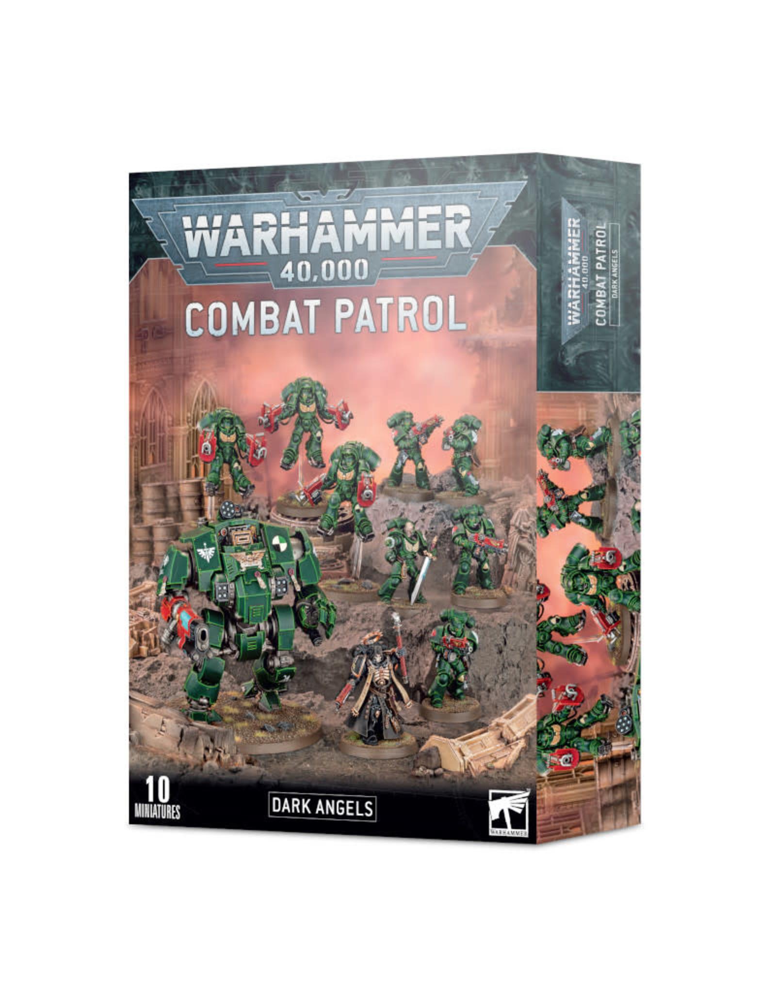 Games Workshop Warhammer 40k Combat Patrol Dark Angels
