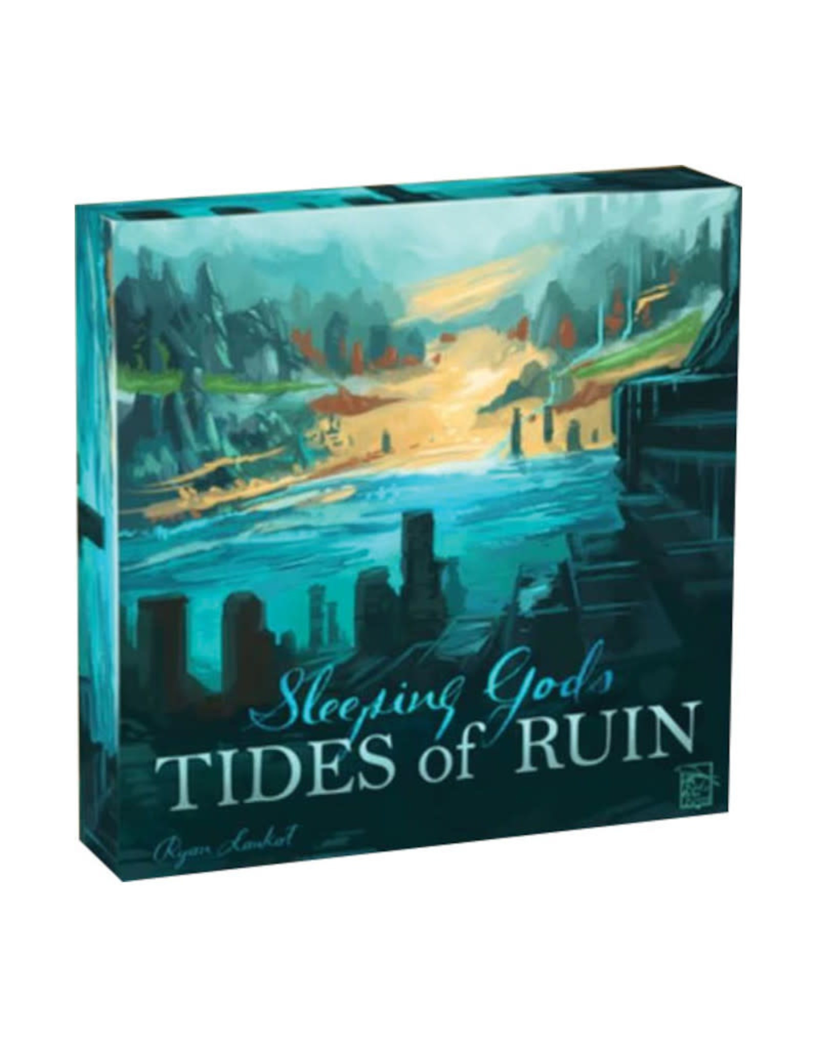 Red Raven Sleeping Gods Tides of Ruin