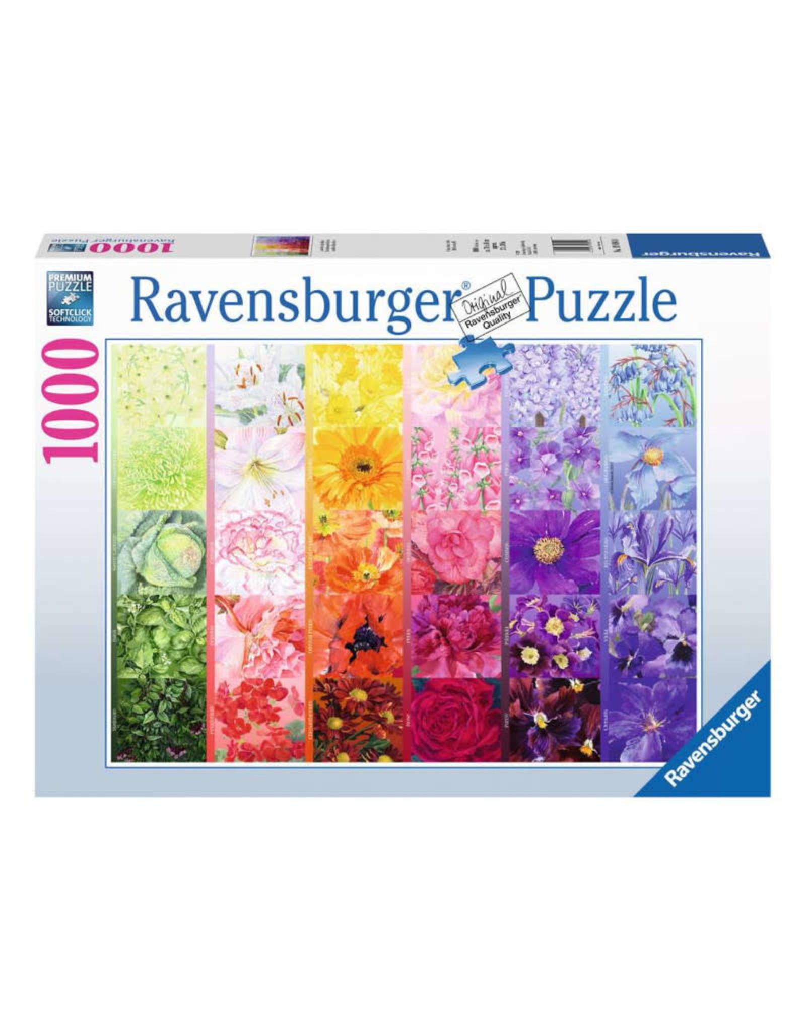 Ravensburger The Gardiner's Palette No.1 Puzzle 1000 PCS