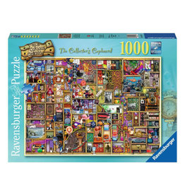 Ravensburger Collector's Cupboard Puzzle 1000 PCS