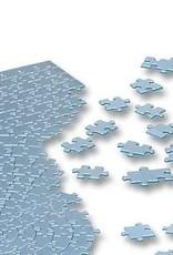 Ravensburger Krypt Silver Puzzle 654 PCS