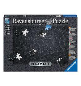 Ravensburger Krypt Black Puzzle 736 PCS