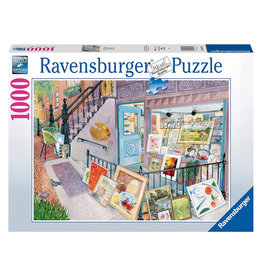 Ravensburger Art Gallery Puzzle 1000 PCS