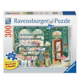 Ravensburger Flower Shop Puzzle 300 PCS Large Format
