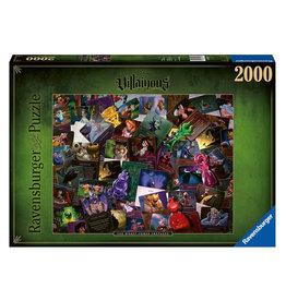 Ravensburger Disney All Villains Puzzle 2000 PCS