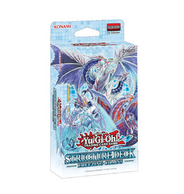 Konami Yu-Gi-Oh! Structure Deck: Freezing Chains