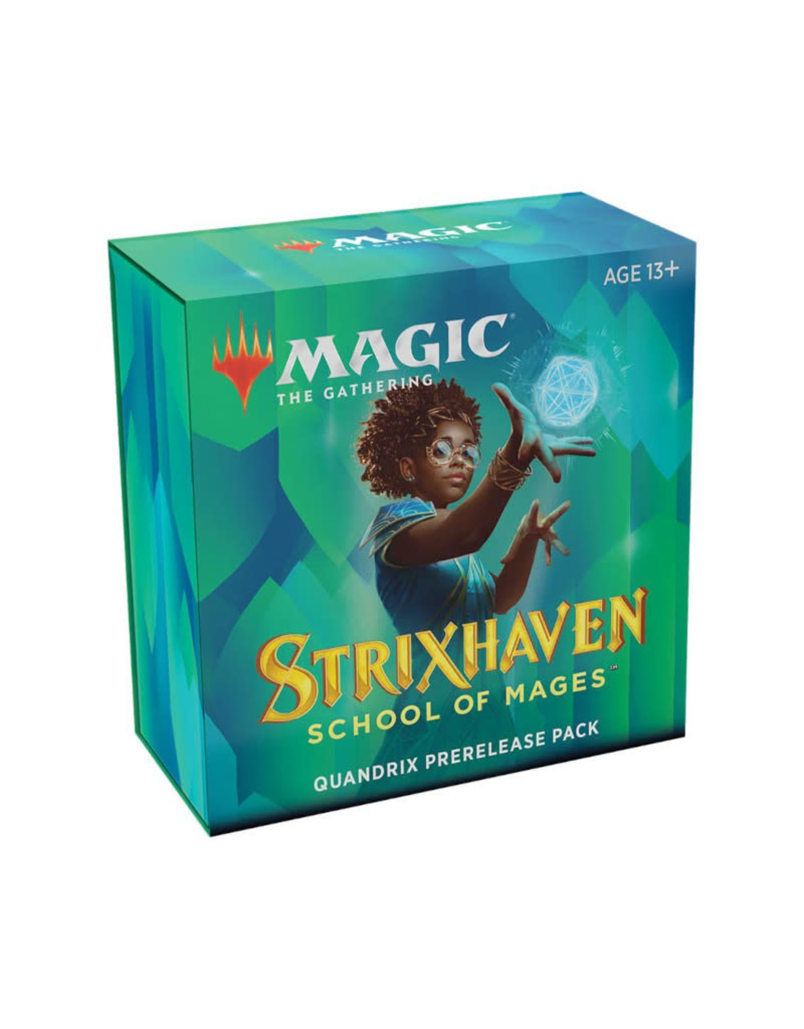 Wizards of the Coast MTG Strixhaven AT HOME Prerelease Kit