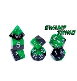 Gate Keeper Games Gatekeeper Dice Set: Swamp Thing (7)