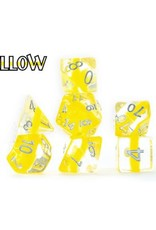 Gate Keeper Games Gatekeeper Dice Set: Yellow (7)
