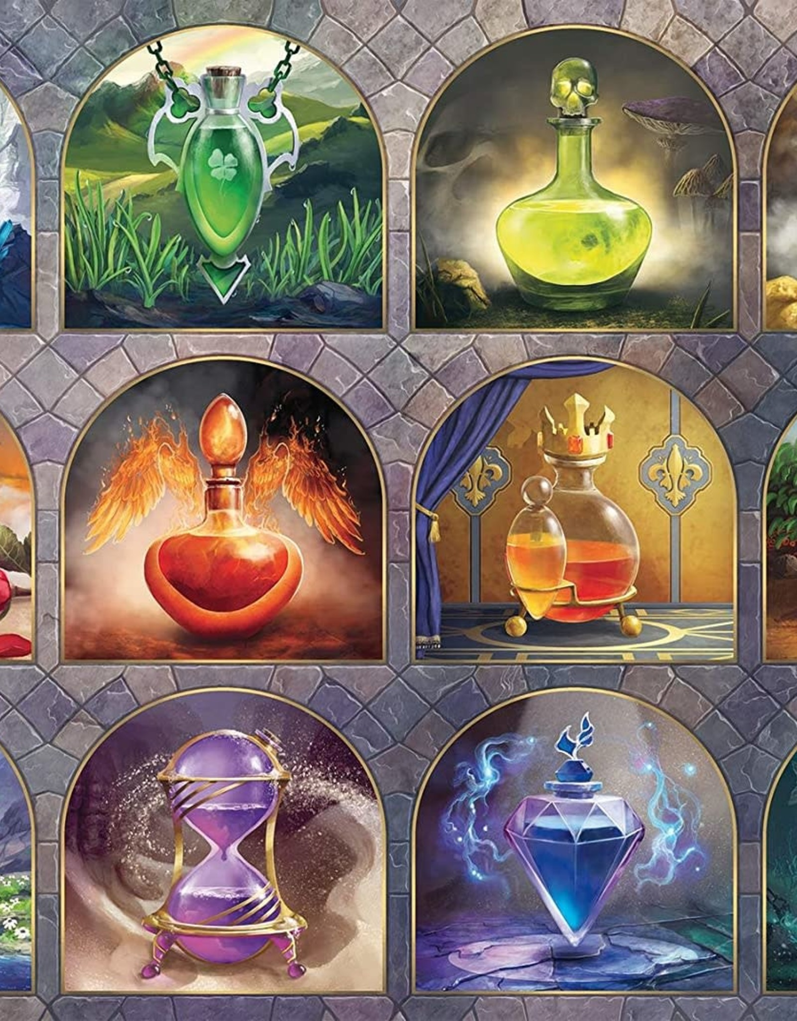 Ravensburger Magical Potions Puzzle 1000 PCS
