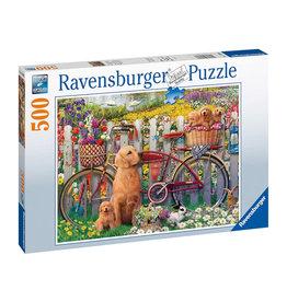 Ravensburger Cute Dogs 500 PCS