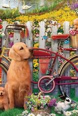 Ravensburger Cute Dogs Puzzle 500 PCS