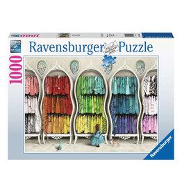 Ravensburger Fantastic Fashionista Puzzle1000 PC