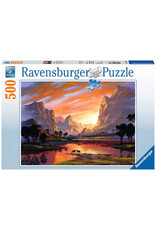 Ravensburger Tranquil Sunset Puzzle 500 PCS