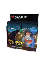 Wizards of the Coast MTG Strixhaven Collector Booster (12) Display Box (Pre-Order)