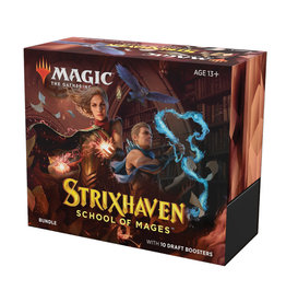 Wizards of the Coast MTG Strixhaven Bundle