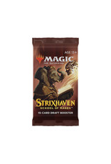 Wizards of the Coast MTG Draft Booster Pack: Strixhaven
