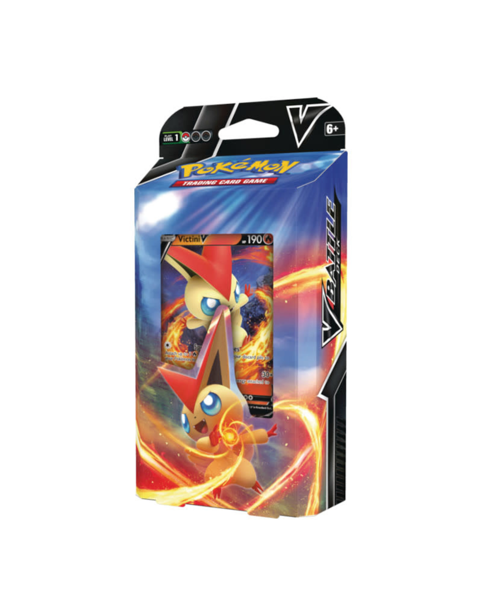 Pokemon Pokemon Battle Decks: Victini V (Pre-Order)
