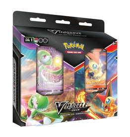 Pokemon Pokemon Battle Decks: Gardevoir V Vs Victini V (Pre-Order)
