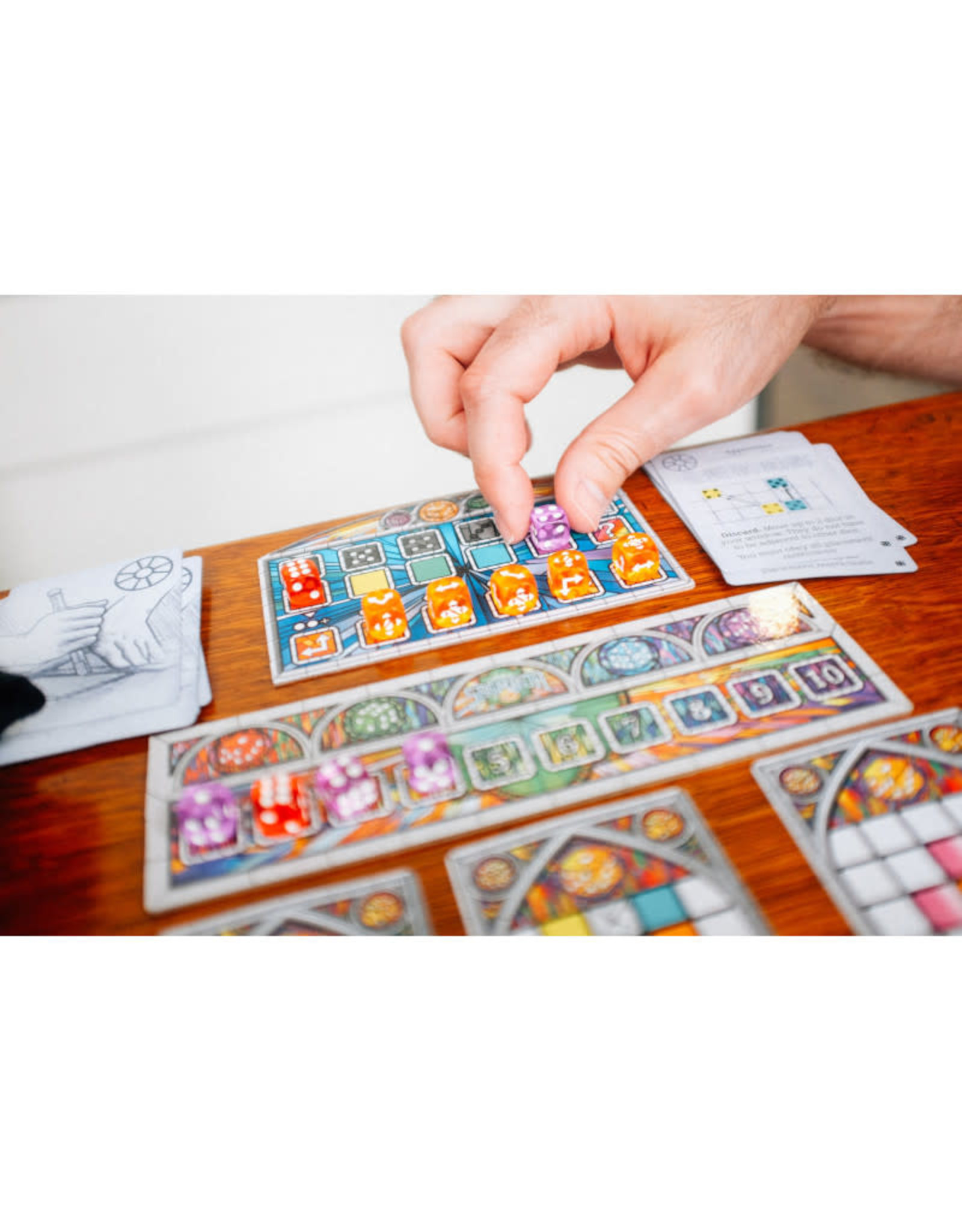 Floodgate Games Sagrada Life Expansion