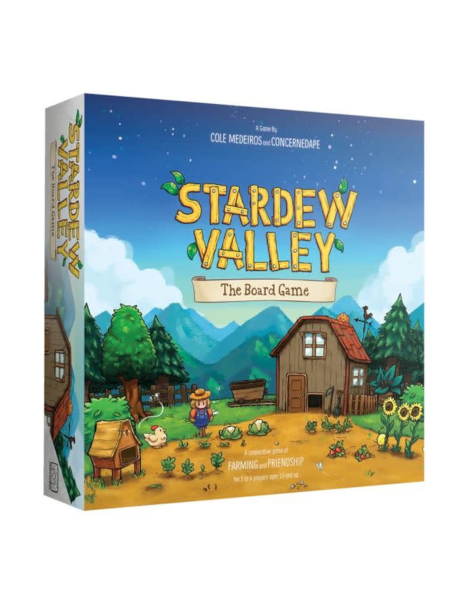 Miscellaneous Stardew Valley Board Game