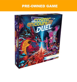 (Pre-Owned Game) Cosmic Encounter Duel