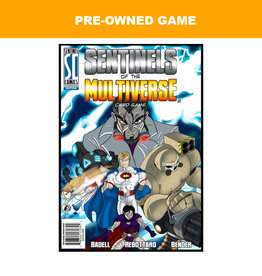 Game Night Games (RENT) SENTINELS OF THE MULTIVERSE