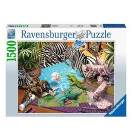 Ravensburger Origami Adventures Puzzle 1500 PCS