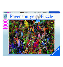 Ravensburger Birds of Art Puzzle 1000 PCS