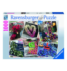 Ravensburger NYC Flower Flash Puzzle 1000 PCS