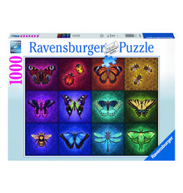 Ravensburger Winged Things Puzzle 1000 PCS