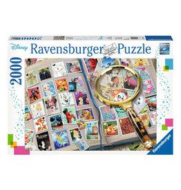 Ravensburger Disney Stamp Album Puzzle 2000 PCS