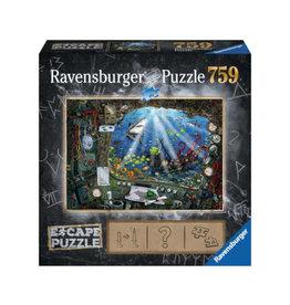 Ravensburger Submarine Escape Puzzle 759 PCS