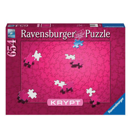 Ravensburger Krypt Pink Puzzle 654 PCS