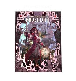 Wizards of the Coast D&D RPG: Van Richten's Guide to Ravenloft Alternate Art Cover