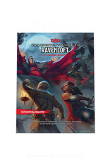 Wizards of the Coast D&D RPG: Van Richten's Guide to Ravenloft (Pre-Order)
